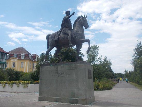 Reiterstandbild Marc Aurel - Tulln an der Donau