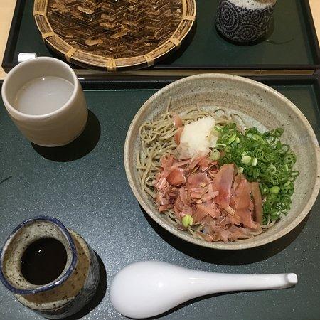 Mizuho-machi, اليابان: 越前おろし蕎麦