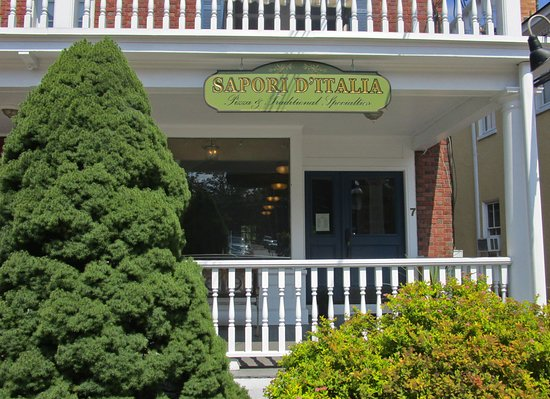 sports shoes a0bbc 90820 New Gourmet Pizza shop in Mendham! - Review of Sapori D ...