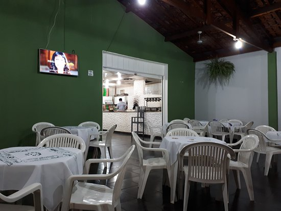 Sao Joaquim da Barra, SP: The resttaurant