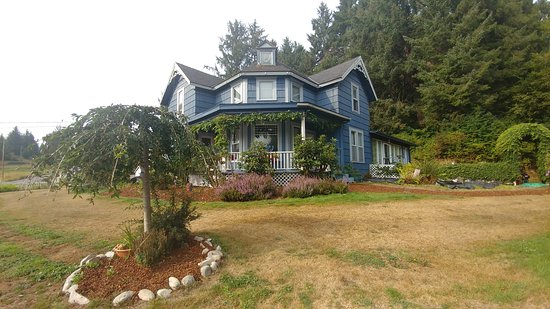 Cloverdale, OR: Hudson bed and breakfast
