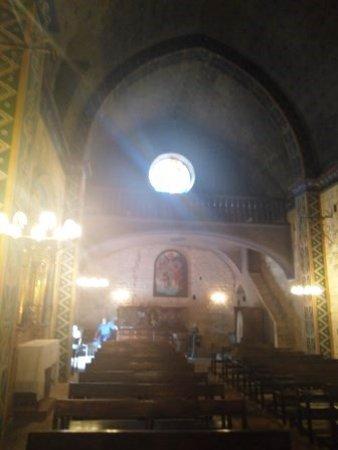 Iglesia de San Cristobal de Beget: Interior