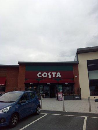 Not Good Costa Coffee Belfast Traveller Reviews Tripadvisor