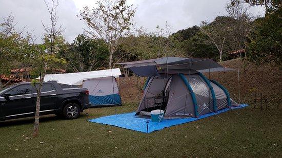 Itambe do Mato Dentro, MG: Camping Ouro Fino