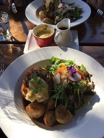 Richmond, New Zealand: Beef Wellington