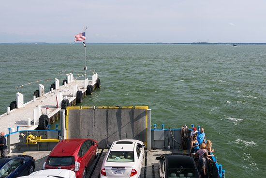 Miller Boat Line: Departing PIB for Port Clinton