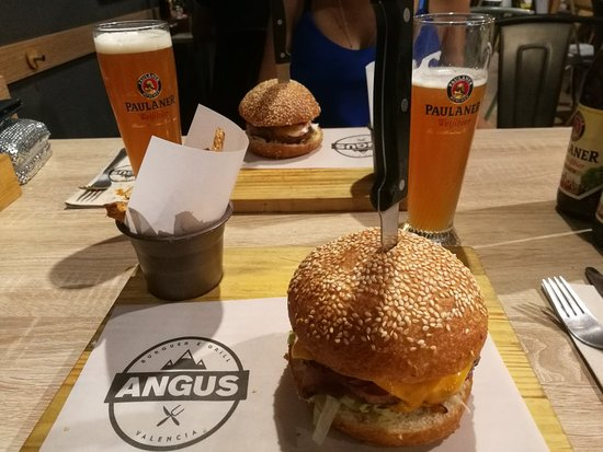 Angus Burguer & Grill – fénykép
