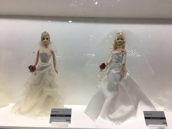David S Bridal Picture Of Barbie Expo Montreal Tripadvisor