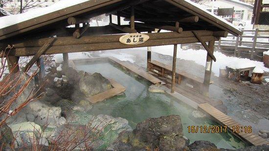 Kawayuonsengai no Ashiyu