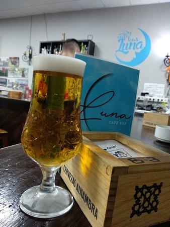 Bar Luna Peligros
