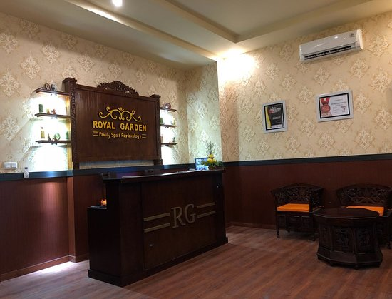 Royal Garden Family Health Spa & Beauty Center