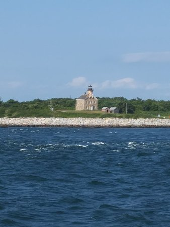 Orient, Нью-Йорк: Plum Island Lighthouse