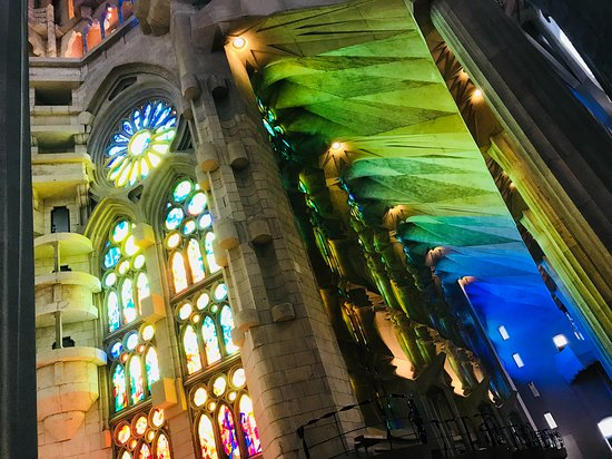 Barcelona private tour guide gaudi's legacy | our guide in barcelona.