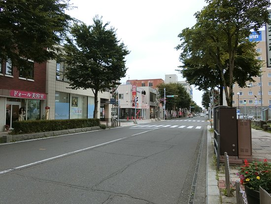 シンボルストリート