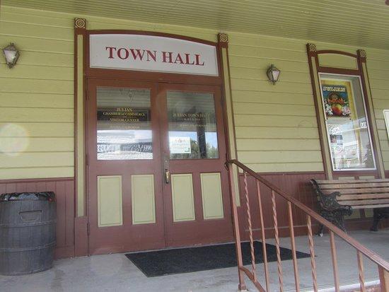 Julian Town Hall, Julian, CA