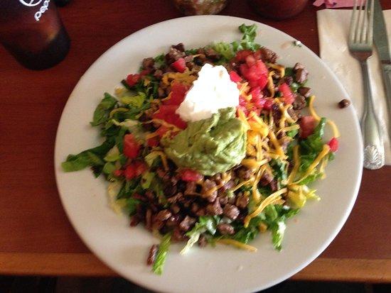 Spanaway, วอชิงตัน: Keto friendly Taco Salad!
