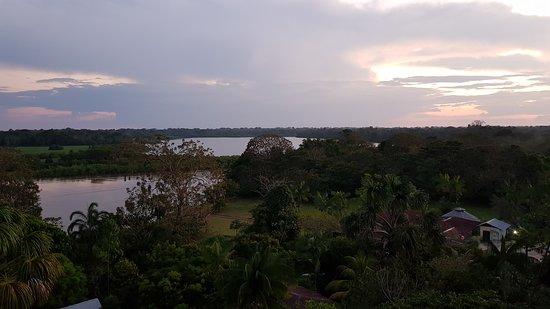 Puerto Narino, Colombia: Entorno idilico