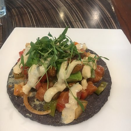 CABANNA: Tacos ensenada, ceviche machu pichu