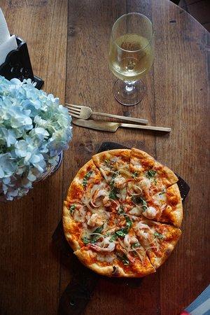 Kebun Bistro: Pizza