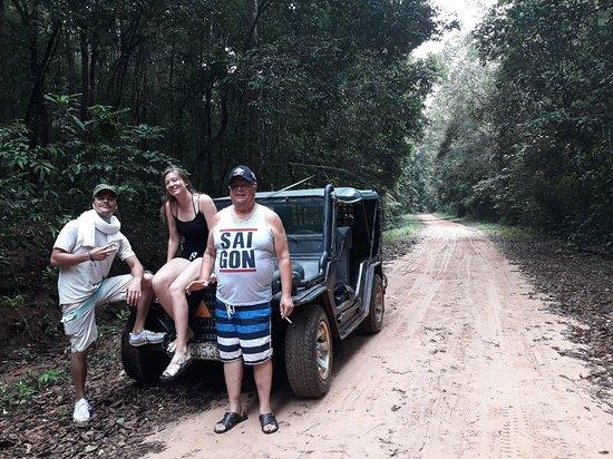 Phu Quoc Jeep Tour: Cool trip