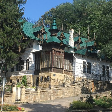 Dacha Shalyapina State Historical and Cultural Museum : памятник Шаляпину