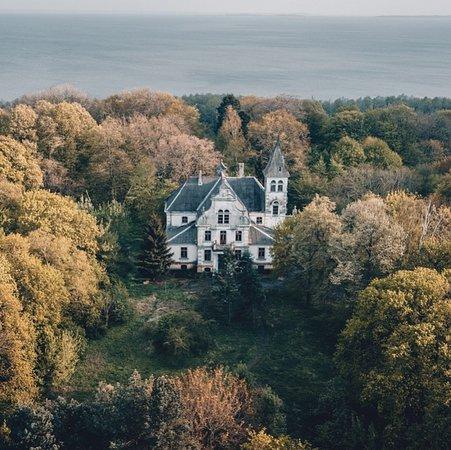 Kaliningrad Oblast, Rosja: Вилла Порр.