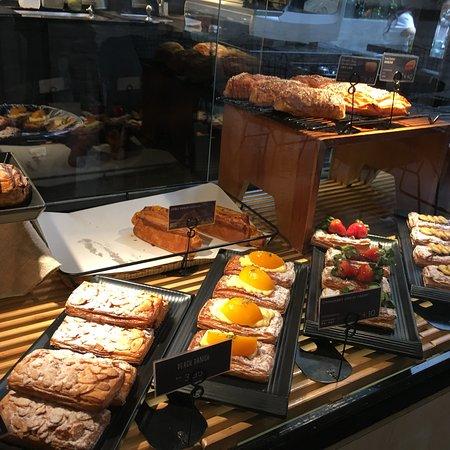 Nice pastries