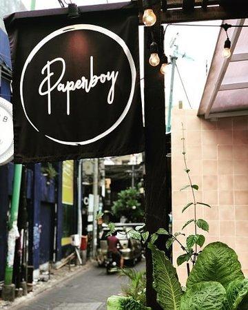 Paperboy Cafe