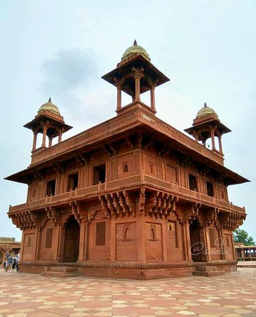 Fatehpur Sikri, India: Fatehpur Fort