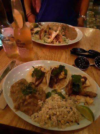 Blue Plate Taco: tacos