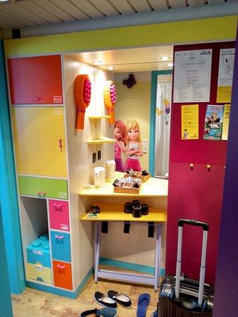 Lego Friends room - Picture of Hotel LEGOLAND, Billund