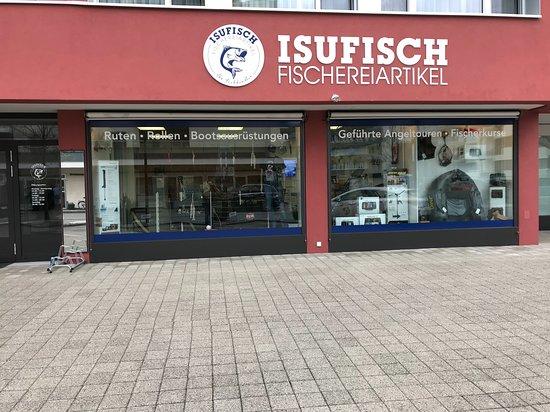 Isufisch Fischereiartikel