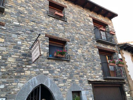 Javierregay, Španělsko: Fachada