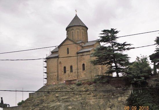 Фотография Крепость Метехи
