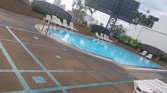 Ramada D MA Bangkok: Nice pool