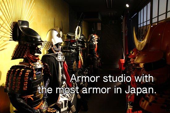 SAMURAI Sengoku Photo Studio Samurai