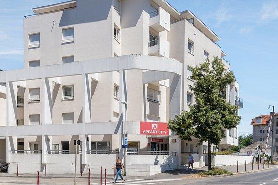 appart 39 city thonon les bains thonon les bains frankrijk foto 39 s reviews en. Black Bedroom Furniture Sets. Home Design Ideas