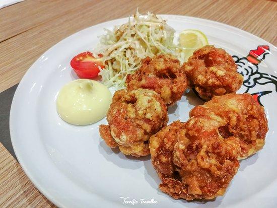 Ikkoryu Fukuoka Ramen: Chicken Karaage