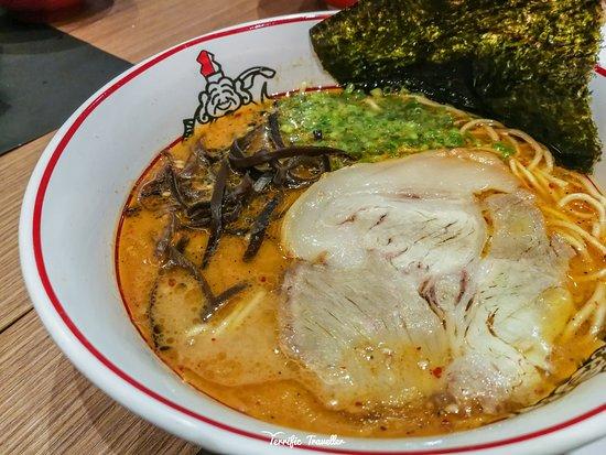 Ikkoryu Fukuoka Ramen: Miso Tonkotsu