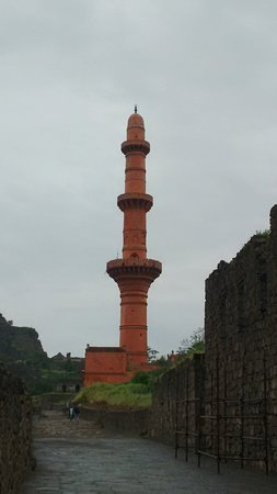 Daulatabad, India: Chand Minar