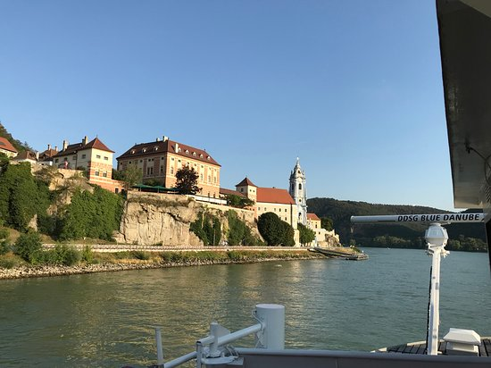 Grand Wachau Cruise Krems - Melk ...