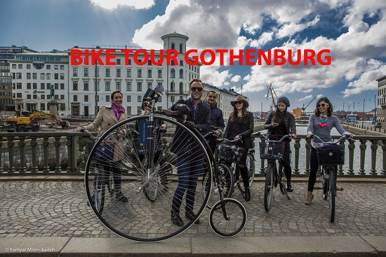 Bike Tour Gothenburg
