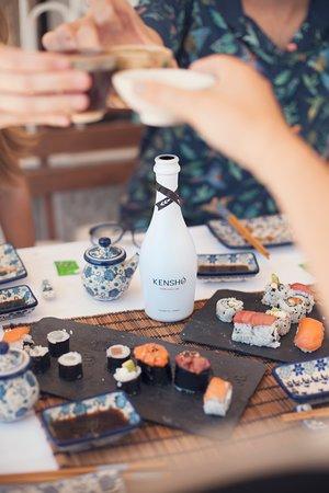 Kensho Mediterranean Sake