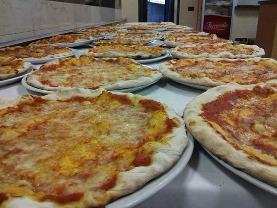 Villa Carcina, Itálie: Oratorio Pizzeria Don Bosco