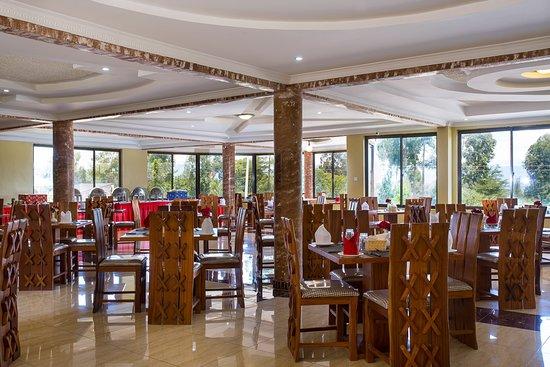 Gilgil, Kenya: The Restaurant