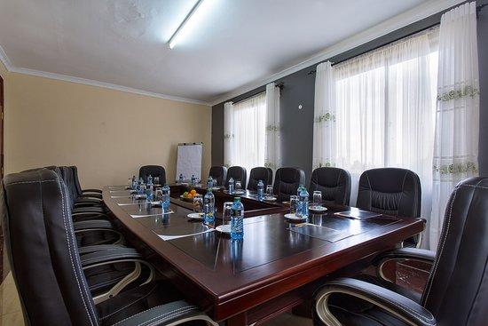 Gilgil, Kenya: Board Room