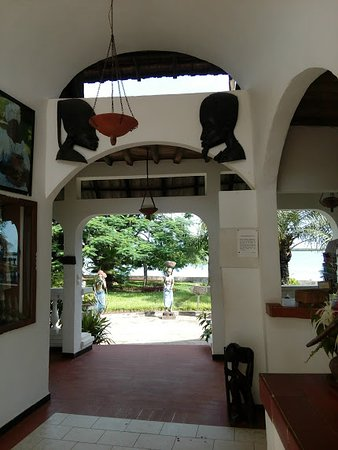 Ziguinchor, Σενεγάλη: entrada recepción