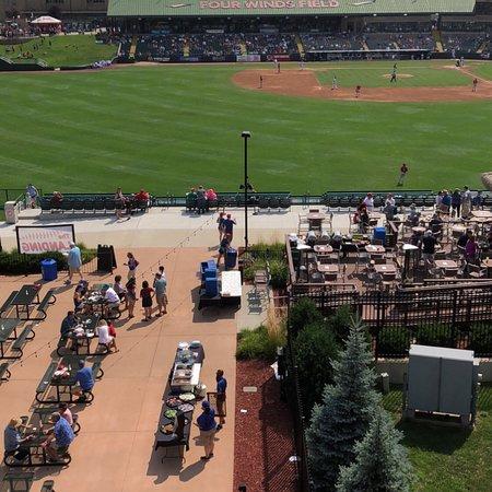 Four Winds Field At Coveleski Stadium South Bend Updated