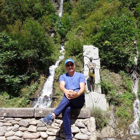 Borjomi-Kharagauli National Park, Georgia: Борджоми одно из велеколепных мест Грузии.Курорт минеральных источников,Боржоми славиться на вес