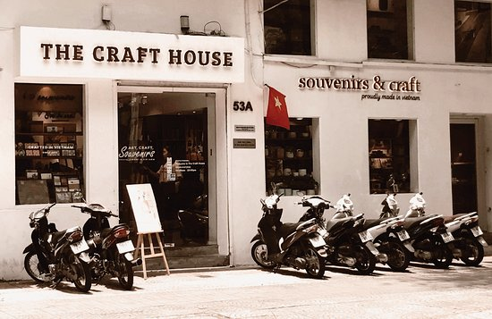 The Craft House Flagship Store - Nguyen Du